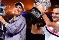 20-й титул Федерера и выигранная битва Возняцки за первый турнир «Большого шлема»