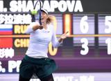 Шарапова вышла в финал турнира WTA в Тяньцзине
