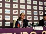 """Кристина Младенович: """"Надеюсь, в Петербурге смогу вернуться на победный путь"""""""