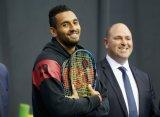 Болельщик поставил 40 тысяч долларов на победу Кирьоса на Australian Open