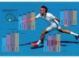 В июне выйдет графическая биография Федерера