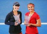 Хингис и Мирза выиграли титул в Сиднее и 30-й матч подряд