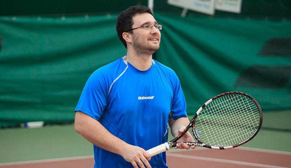 В гостях у теннисной академии Александра Островского