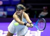 """Анастасия Потапова: """"В матче с Возняцки буду просто наслаждаться теннисом"""""""