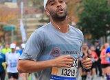 Джеймс Блэйк пробежал Нью-Йоркский марафон