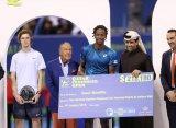 Рублев не смог одолеть Монфиса в финале турнира в Дохе