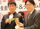 Олимпийская медаль Нисикори будет выставлена в музее лапши