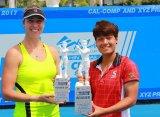 Клейбанова дошла до финала на профессиональном турнире впервые с декабря 2015 года
