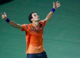 Донской выиграл у Федерера, отыграв три матч-пойнта