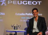 Зверев и дель Потро стали лицами Peugeot