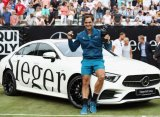 Штутгарт (ATP). Роджер Федерер одолел Милоша Раонича и завоевал 98-й титул в карьере