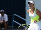 Потапова одержала первую победу уровня WTA