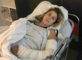 Белинда Бенчич перенесла операцию на запястье и выбыла из строя на несколько месяцев