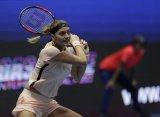 Квитова одолела Гергес и стала первой финалисткой турнира в Санкт-Петербурге