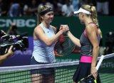 Итоговый турнир WTA. Возняцки учинила разгром над Свитолиной