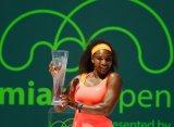 Серена Уильямс получила wild card на турнир в Майами