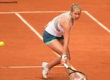Впервые с 1988 года в четвертьфинал «Ролан Гаррос» вышли четыре несеяных теннисистки