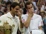 Федерер проведёт выставочный матч с Марреем в апреле 2017 года