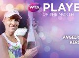 Кербер признана лучшей теннисисткой апреля по версии WTA