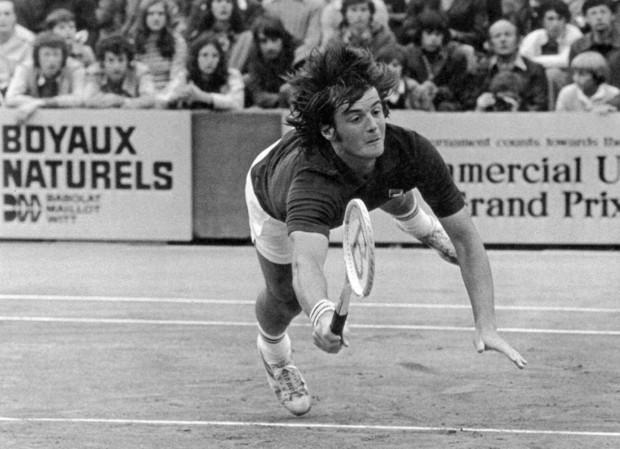 Адриано Панатта — итальянский профессиональный теннисист, гонщик, тренер и политик. Бывшая четвёртая ракетка мира. Победитель Открытого чемпионата Франции 1976 года в одиночном разряде, обладатель Кубка Дэвиса 1976 года в составе сборной Италии.