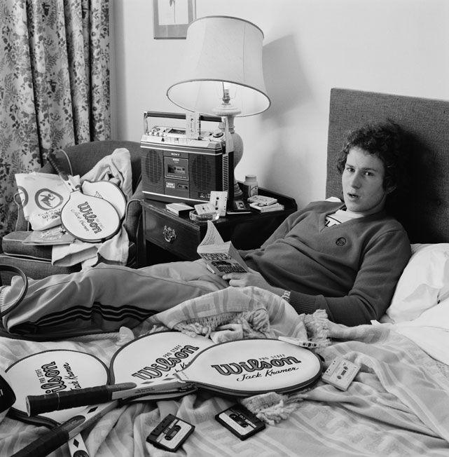 1979 год — Джон Макинрой.