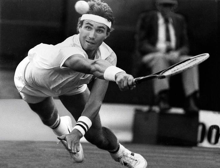 Пэт Кэш — победитель Уимблдона в 1987 году.