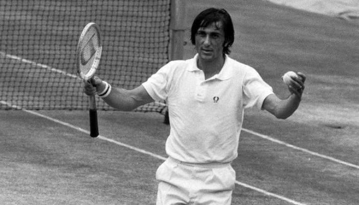 Илие Настасе — знаменитый румынский профессиональный теннисист. Первый теннисист, которому был присвоен рейтинг первой ракетки мира, согласно табелю о рангах с момента его введения в 1973 году.