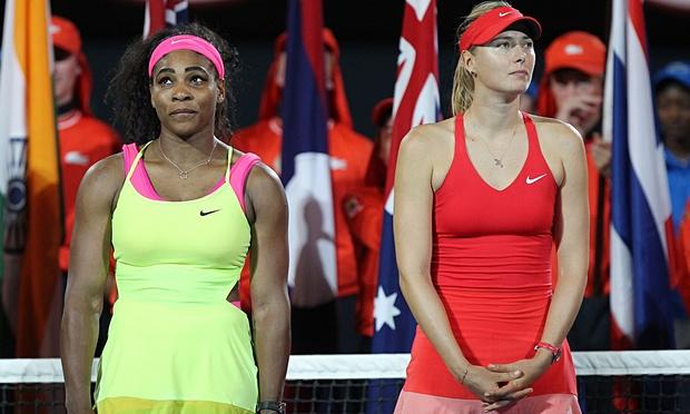 Brendan Beckett/Corbis / Серена Уильямс разгромила Марию Шарапову на Australian Open