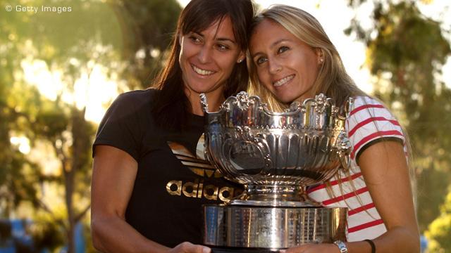 В 2011 выиграла парный титул с Гиселой Дулко на Australian Open.  У Флавии вообще много парных титулов, но этот самый значимый.