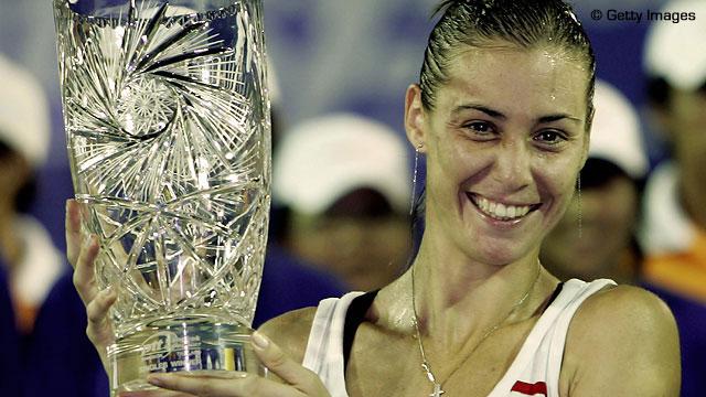 2007 - Завоевала титул в  Бангкоке.