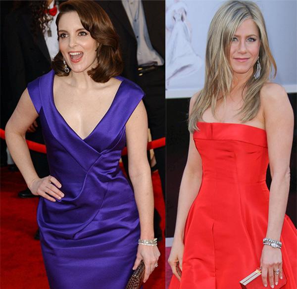 Tina-Fey-and-Jennifer-Aniston-bracelets1