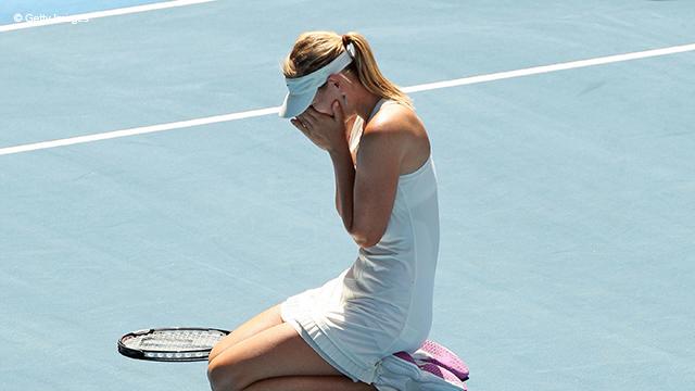 Мария Шарапова выиграла Открытый чемпионат Австралии в 2008 году, обыграв в финале Ану Иванович 7-5, 6-3.