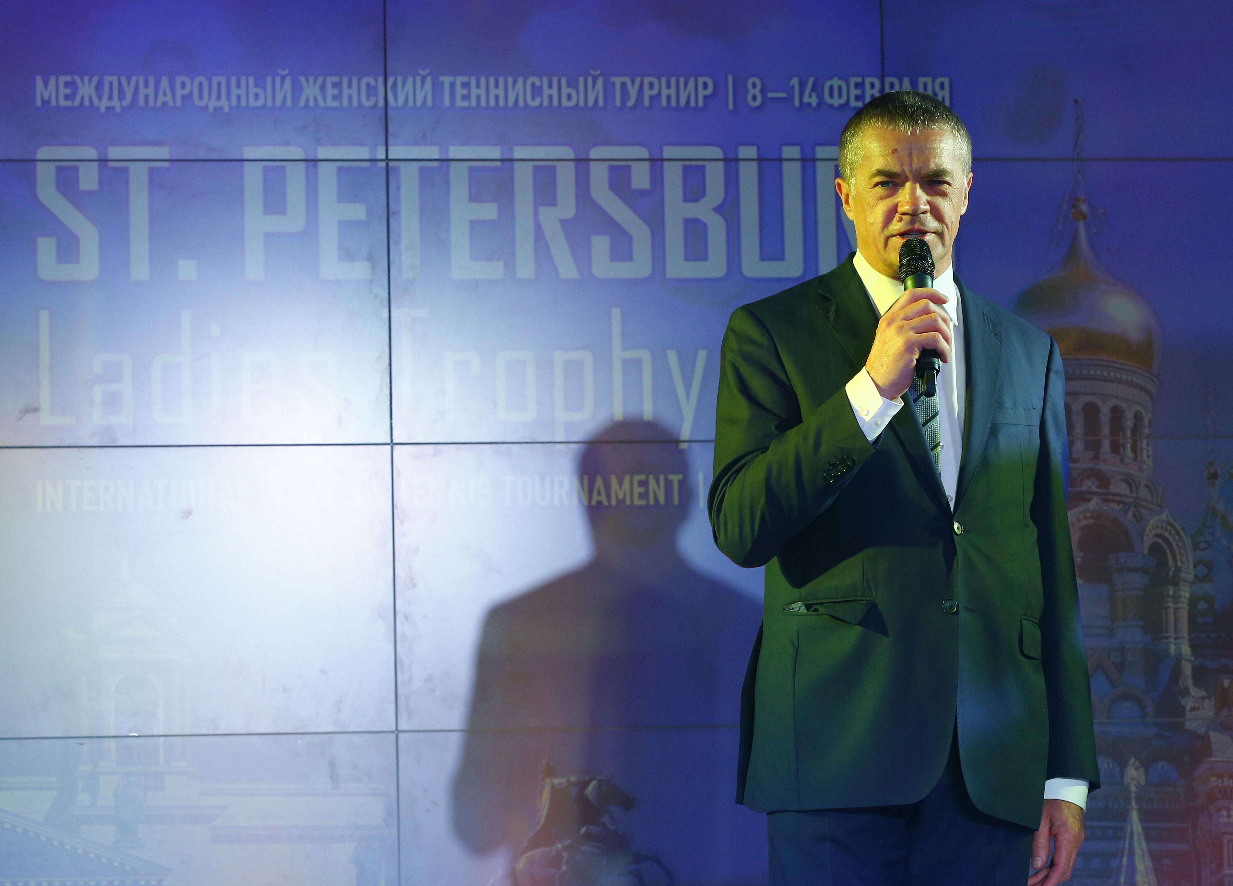Александр Медведев, генеральный директор туринира