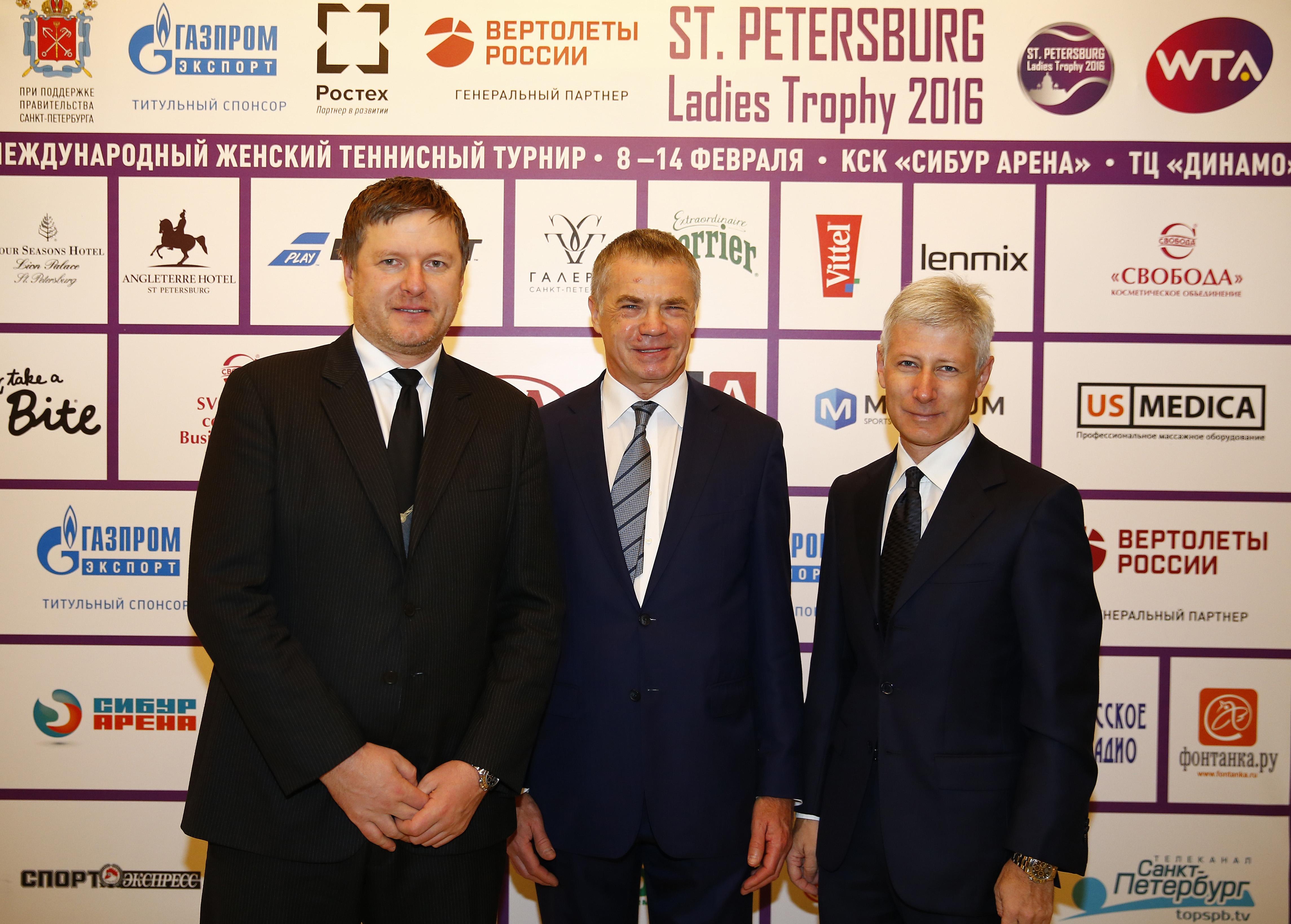 Евгений Кафельников, Александр Медведев, Алексей Селиваненко