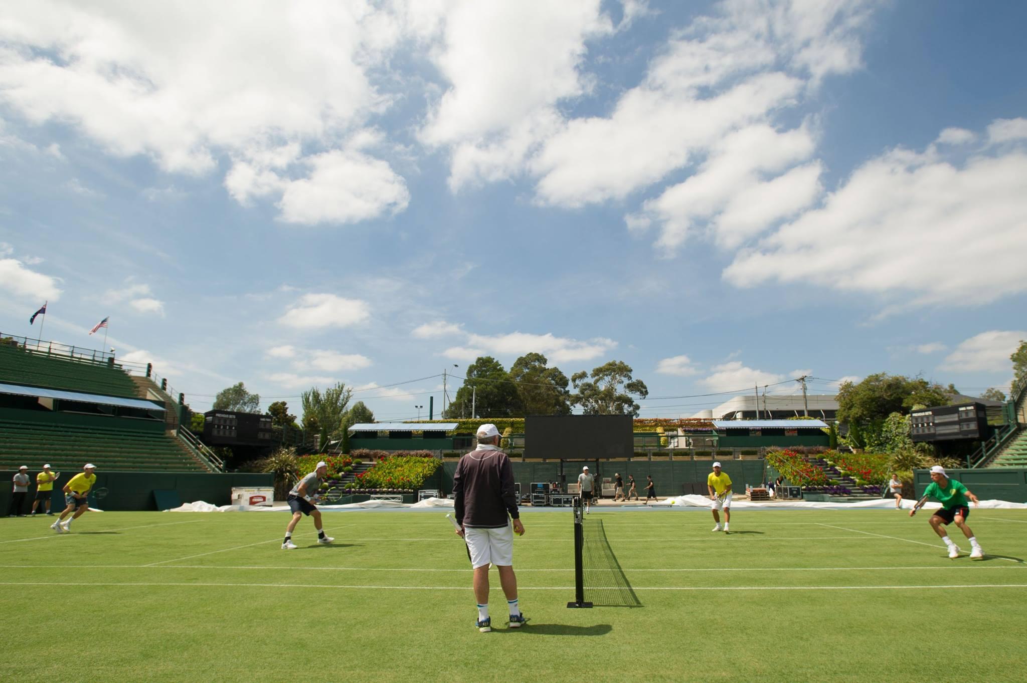 Фото: Tennis Australia