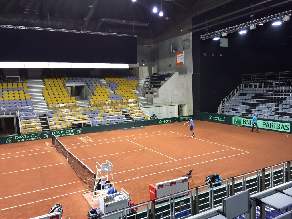 Фото: Федерация тенниса Бельгии