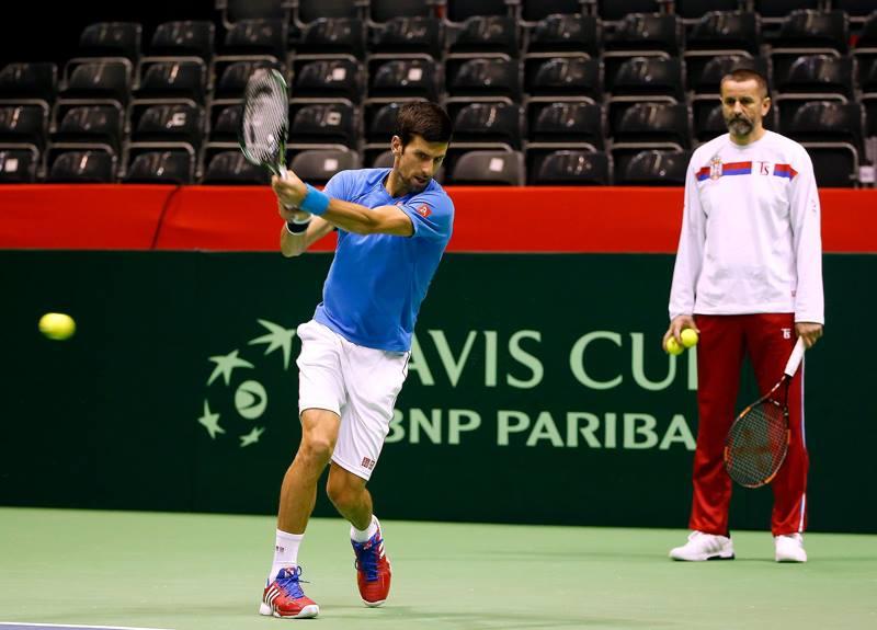 Фото: Федерация тенниса Сербии