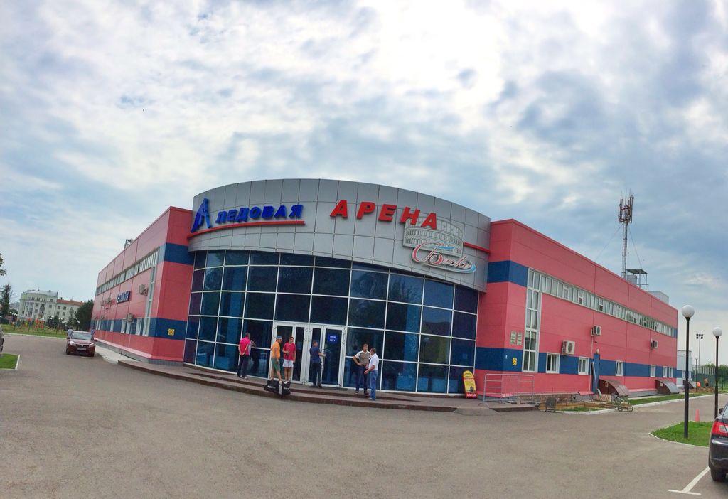Корт в Казани СК Баско