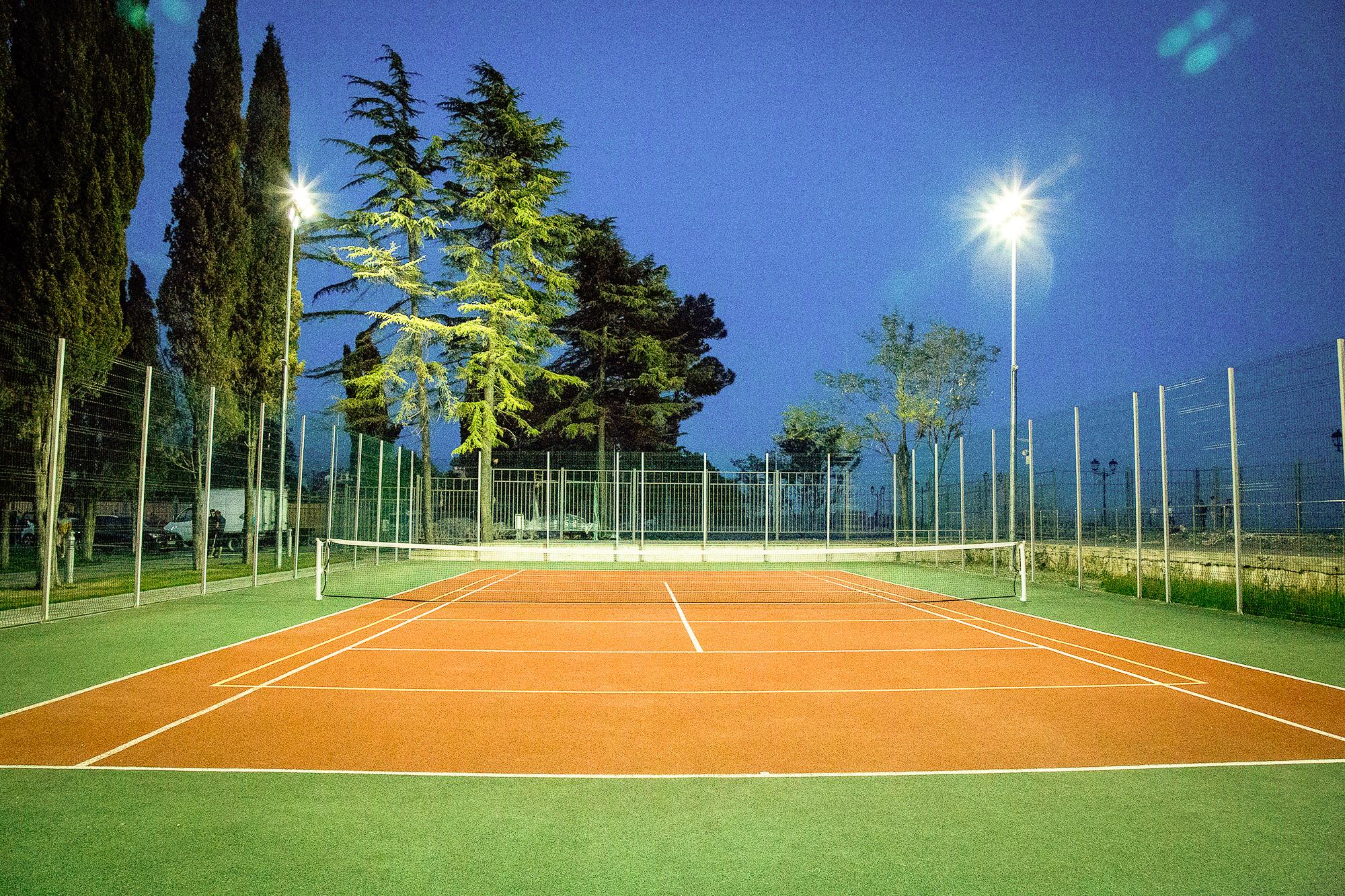 Корт отеля Sport Inn Сочи