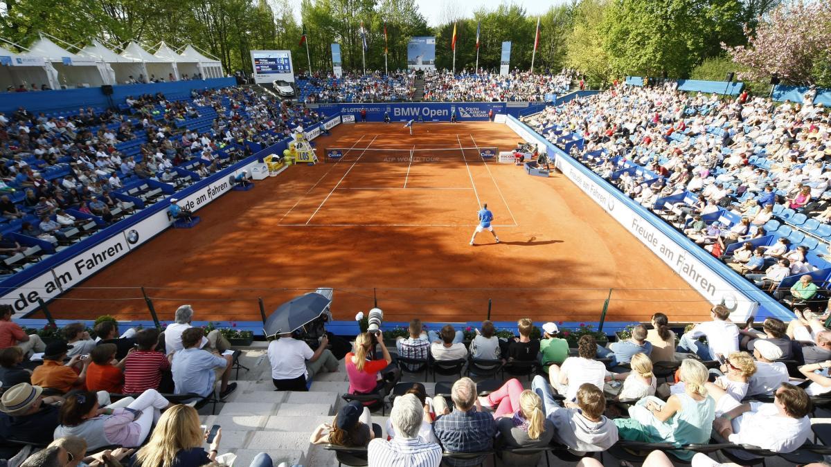 BMW Open, теннис