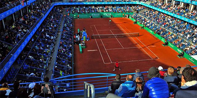 Стамбул, теннис