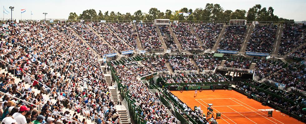 Аргентина теннис