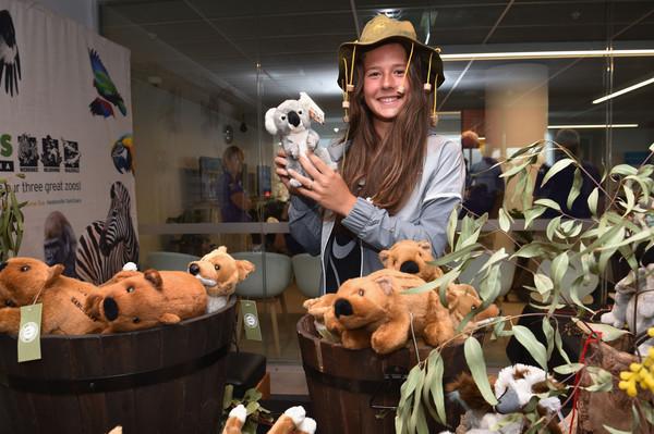 Дарья Касаткина весело проводит время в Мельбурне