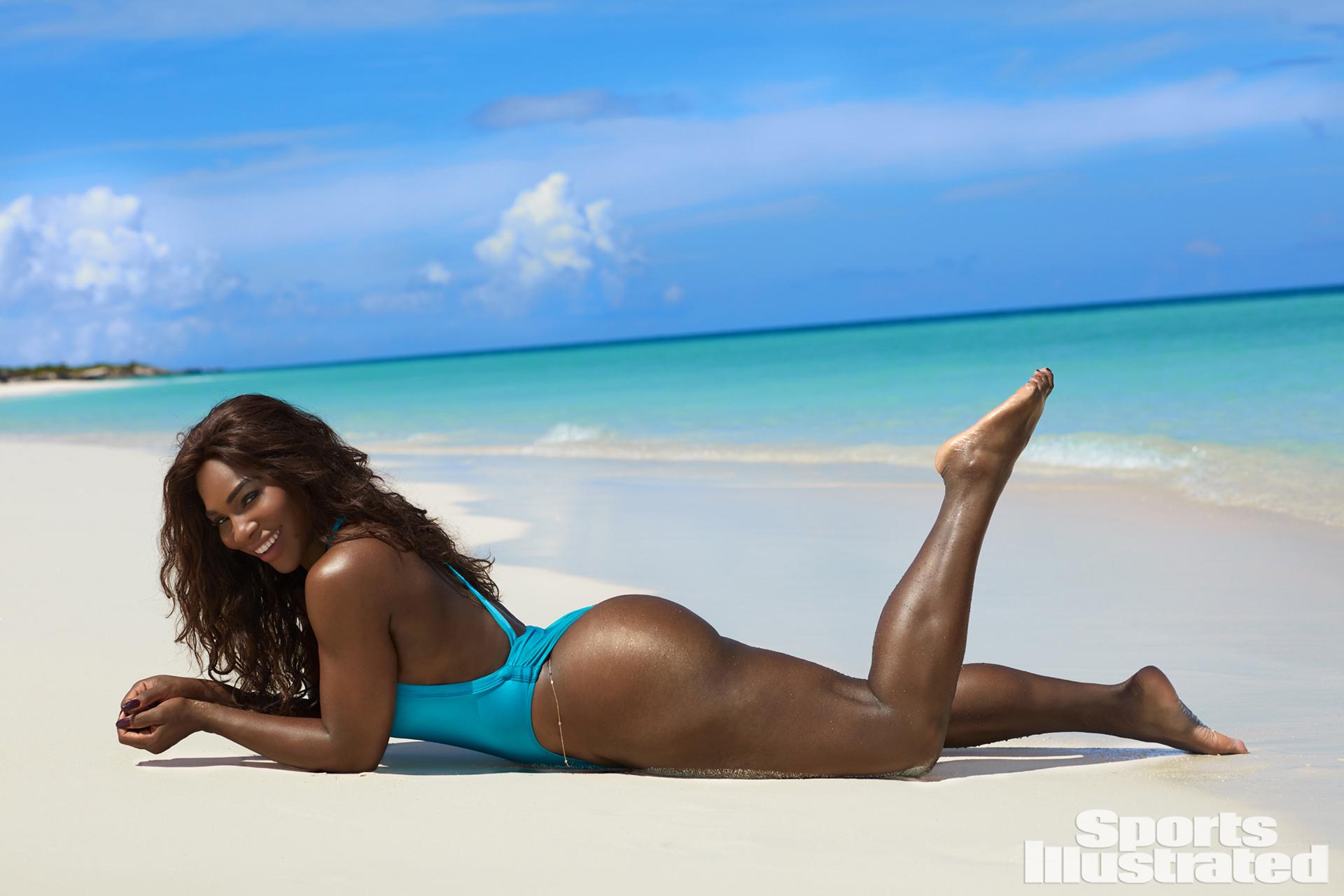 Серена Уильямс в фотосессии для Sports Illustrated
