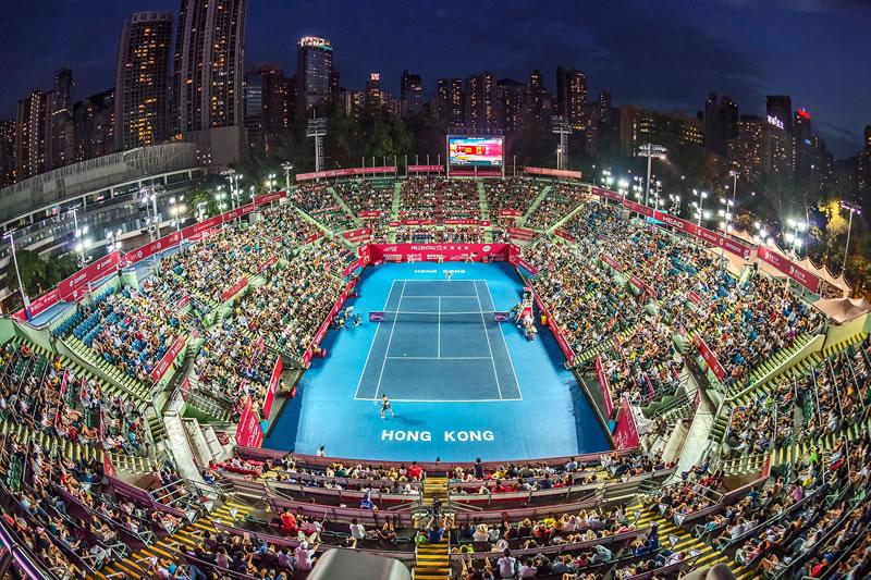 Гонконг теннис