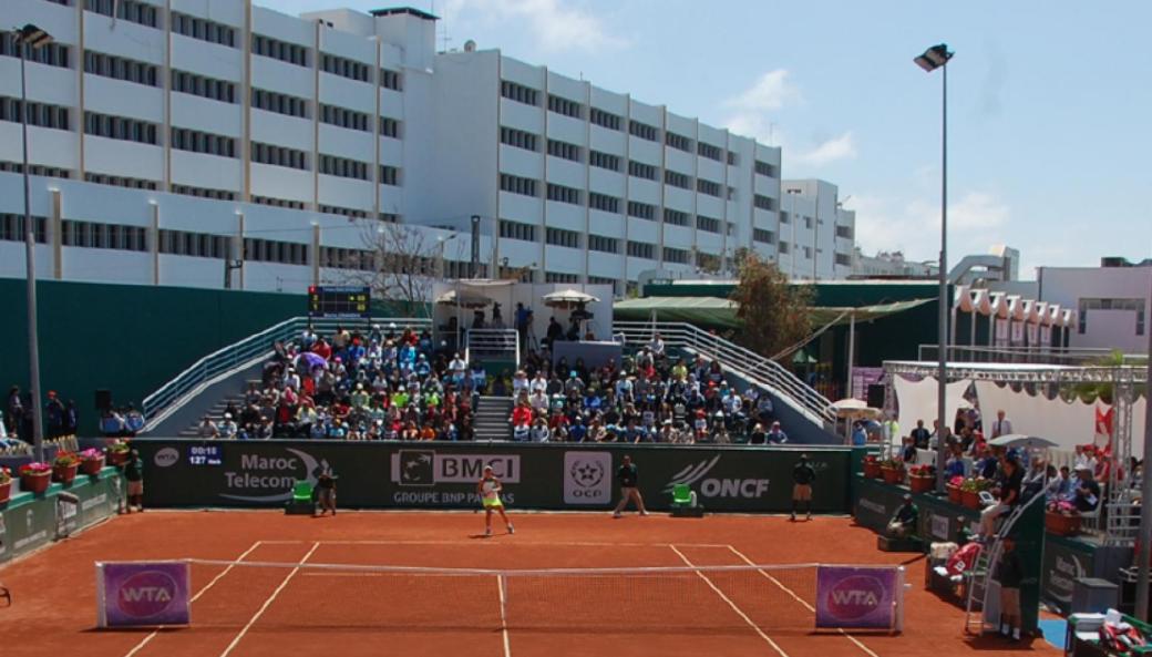 Марокко, Рабат, теннис