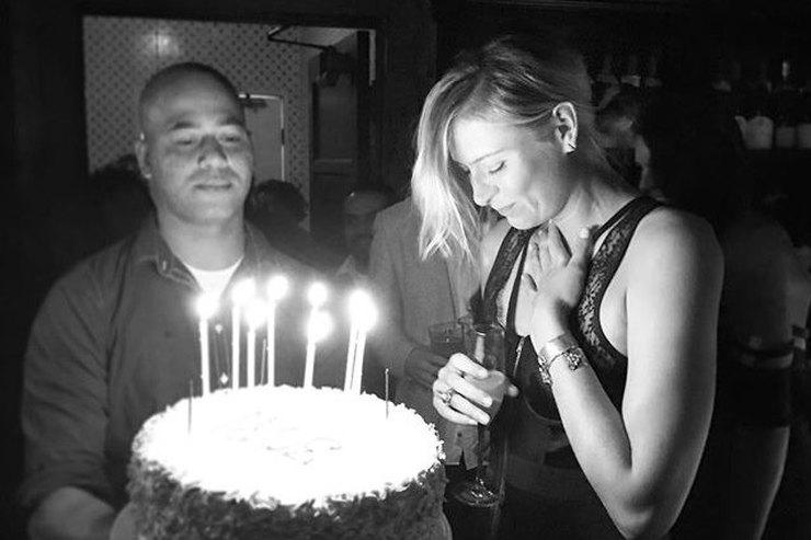 День рождения Марии Шараповой