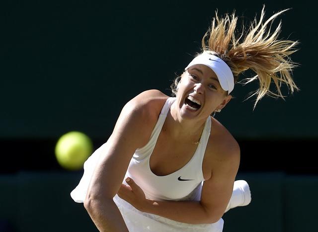 Мария Шарапова возвращается в теннис