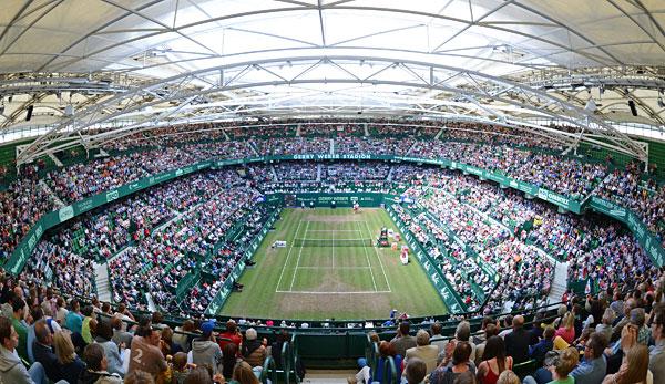 Gerry Weber теннис