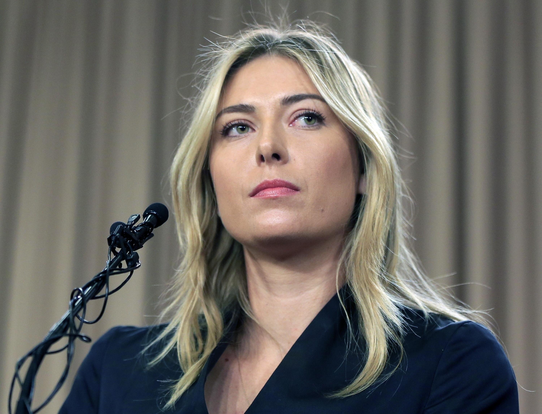 Мария Шарапова заявила о положительной допинг-пробе